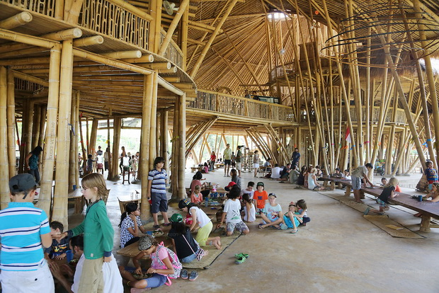 Green School Bali Indonesia