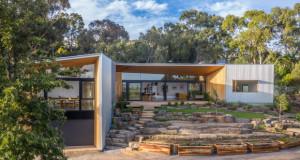 Willunga House – пензионерска резиденција проектирана околу градина