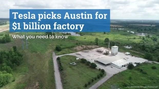 Илон Маск гради нова фабрика на Space X во Тексас
