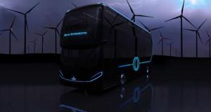 Претставен автобус на водород од новата генерација