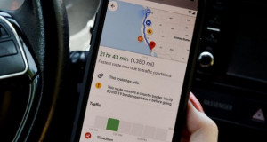 """Google Maps ќе ги насочува возачите на """"еколошките"""" рути"""