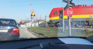 Рампата на железничката пруга кај Хиподром постојано е отворена