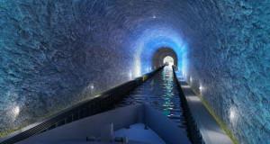 Нов тунел за бродови во Норвешка