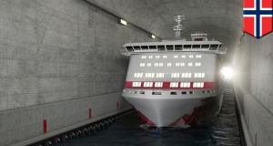 Норвешка: Тунел за бродови вреден 325 милиони УСД