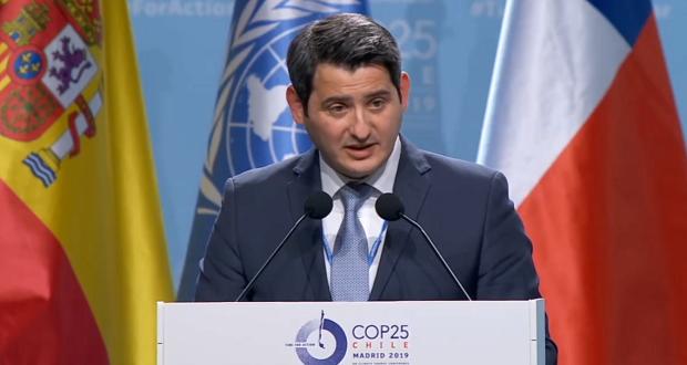 Нуредини: Се заложуваме за 51 отсто редукција на стакленичките гасови до 2030 кон Парискиот Договор