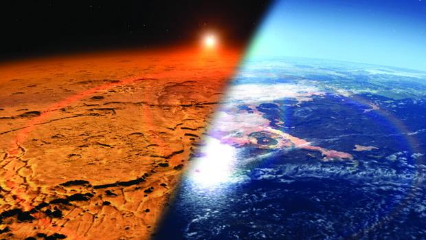 Марс, почеток на новата вселенска трка