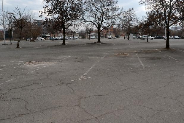 Parking Holidej In 17