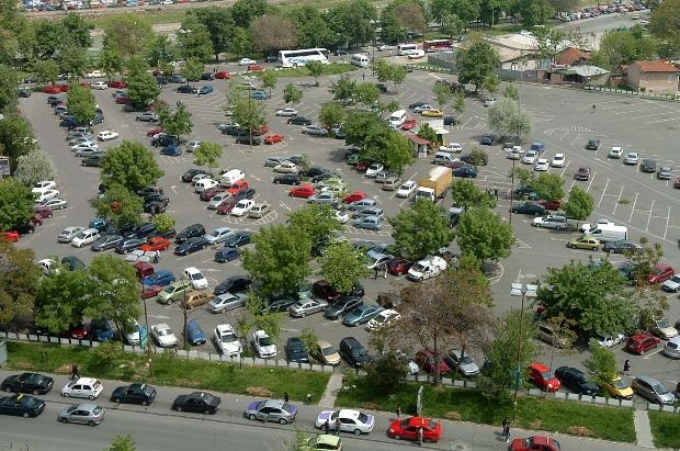 Parking Holidej In 4