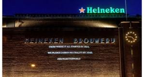 Heineken се обврза за нулта емисија на јаглерод диоксид до 2040 година