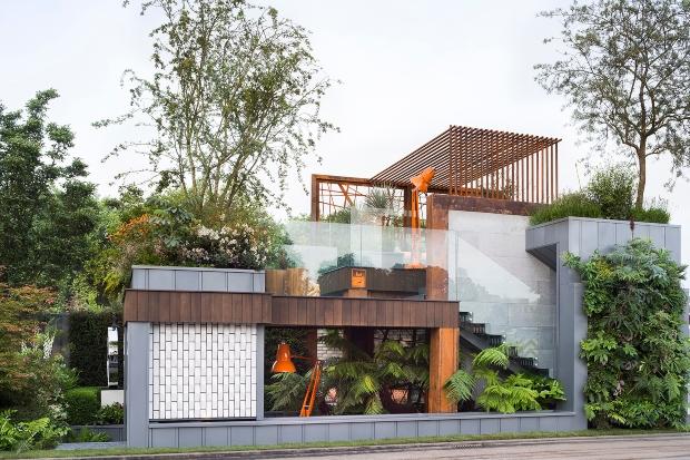 Градина која го облагородува градот