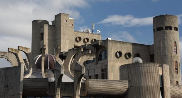 Централната пошта во Скопје на списокот на седумте најзагрозени локалитети во Европа