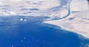 Шест важни факти за Суецкиот канал