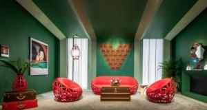 """Изложбата """"Louis Vuitton Objets Nomades"""" во Хонг Конг"""