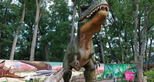 И ова е Скопје…Дино Парк во Зоолошка градина