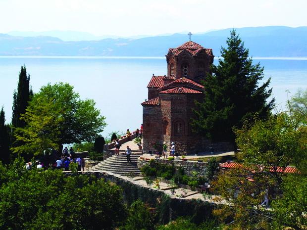 Охрид – непресушна инспирација