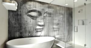 Декоративни уметнички панели за вистинска уметност во бањата