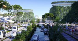 Еколошки градови во иднината (ВИДЕО)