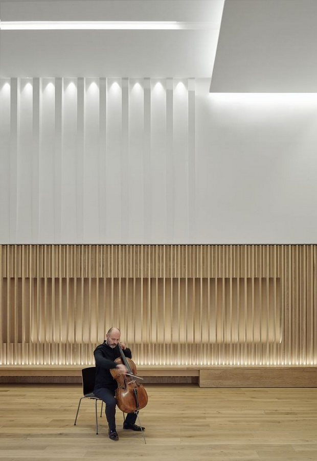 Building: The HalleLocation: Ancoats, ManchesterArchitect: Stephenson Studio