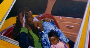 Црните уметници водат во современото фигуративно сликарство
