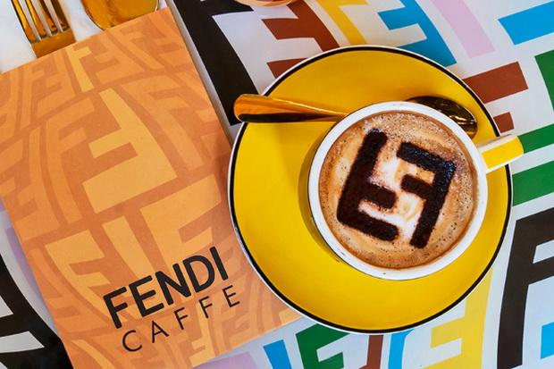 Fendi Caffe – нова верзија во Мајами
