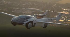 Иднината пристигна – летечкиот автомобил го направи својот прв меѓуградски лет