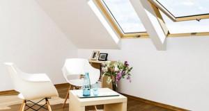 Покривни прозорци Tondach – Нов елемент на паметниот покрив