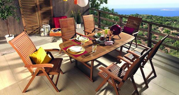 Како да се избере совршен мебел за градина