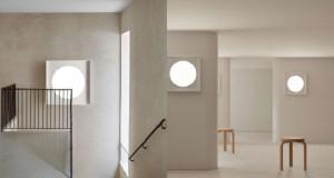 Едноставна ламба што имитира огледало