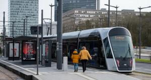 Бесплатен, а пуст – само една петтина од Луксембуржаните користат јавен превоз