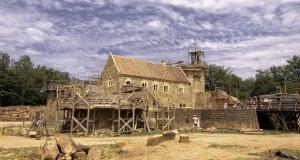 Во Франција се гради нов замок според средновековните техники