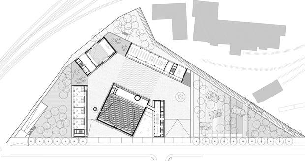 IVKC - floor plan