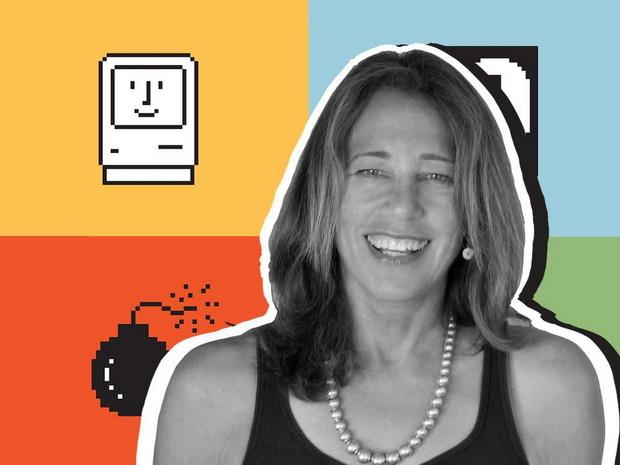 Сузан Кер: Иконична дизајнерка во Apple, Microsoft, Facebook