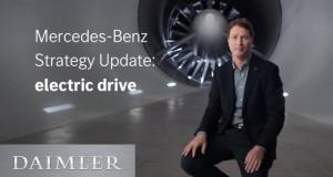 Daimler: Сите нови модели до 2025 година само со електричен погон