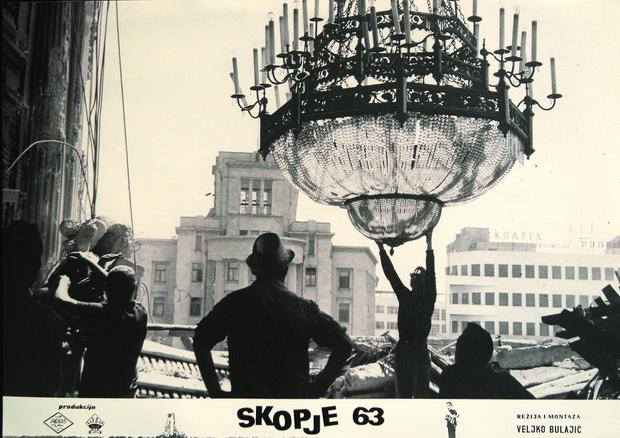 """Документарен филм """"Скопје '63"""", Вељко Булајиќ (видео)"""