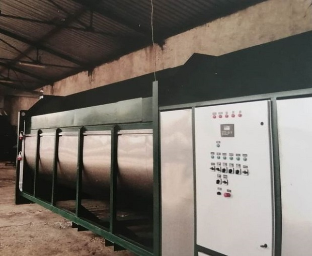Аеродром ќе има општинска компостара за третман на биоотпад