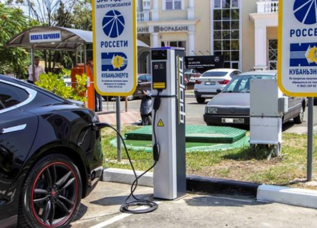 Москва ќе инсталира по 200 станици за полнење на електрични возила годишно