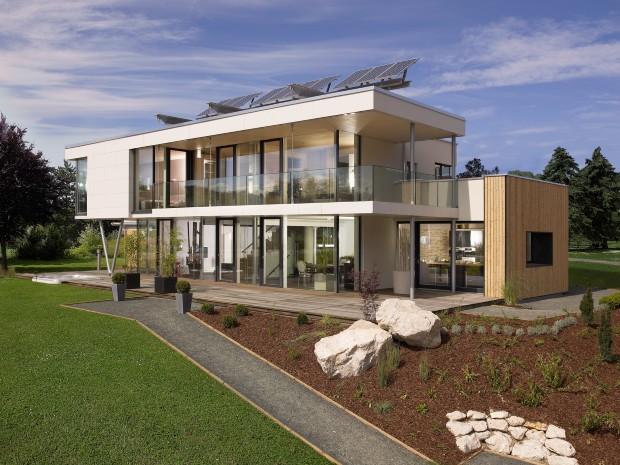 Словенија ја поттикнува изградбата на нискоенергетските семејни куќи и јавни згради