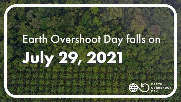 Денот на еколошкиот долг во оваа година е 29-ти јули