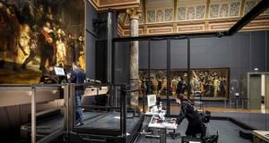 "Дигитално е реставрирана ""Ноќна стража"" на Рембрант"