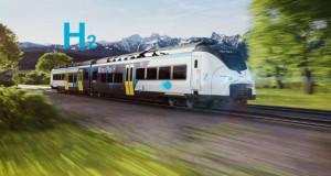 И Siemens ќе понуди возови на водород