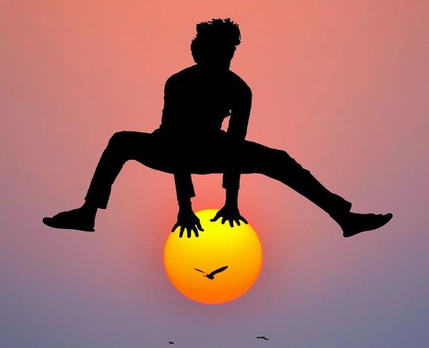 Зајдисонцето во фокусот на колекција фотографии