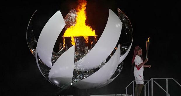 Олимпискиот котел во Токио на Оки Сато инспириран од сонцето