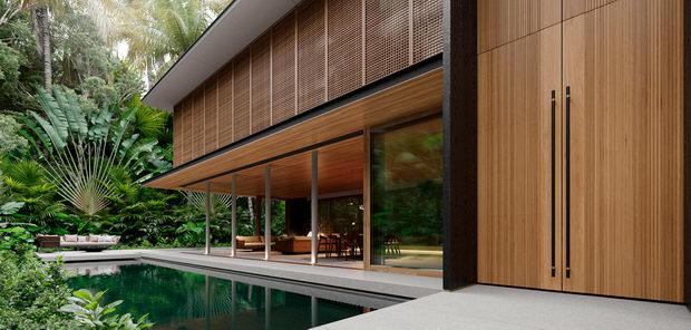 Рајска куќа инспирирана од естетиката на Истокот