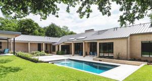 Лука Дончиќ има луксузна, но истовремено и одржлива куќа во Далас