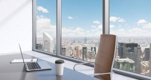 Што му е потребно на еден канцелариски работник за поголема продуктивност? Секако, поглед низ прозорец