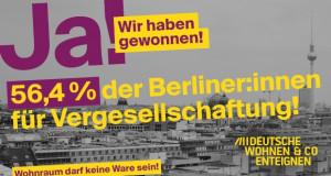Жителите на Берлин гласаа на референдум: Сакаат да се национализираат 200.000 приватни станови