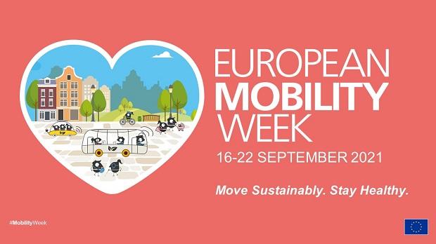 Почна одбележувањето на европската недела на мобилност 2021