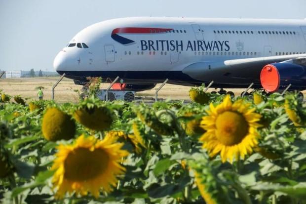 """Прв лет на British Airways со """"одржливо"""" гориво"""