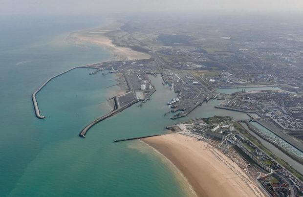Нова ера на пристаништето Кале во Франција