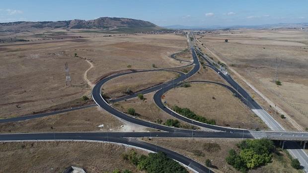 Привршува изградбата на обиколницата во Штип, експресниот пат до Радовиш готов догодина